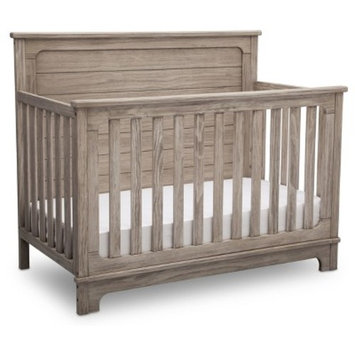 Simmons Kids Slumbertime Monterey 4-in-1 Convertible Crib