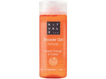 Rituals Fortune Sweet Orange & Cedar Shower Gel