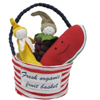 Under the Nile Fruit Tote (Includes: Chiquita Banana, Grapes & Watermelon) Toy