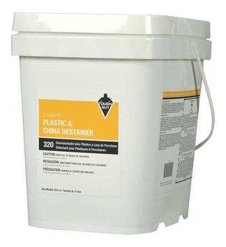 TOUGH GUY 11U472 Powder Plastic/China Destainer,4 oz, PK35