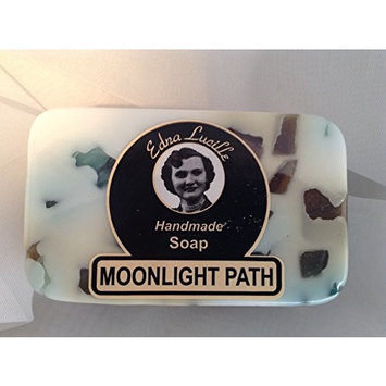 Edna Lucille Homestyle Moonlight Path Soap 6.5 Oz Bar