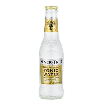 Fever-Tree Premium Indian Tonic Water, 6.8 Fl Oz (Pack of 24)