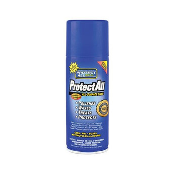 All-Surface Care - Cleaner / Wax / Polisher / Protector - Interior and exterior use - 6 oz Aerosol Can - Protect All 62006