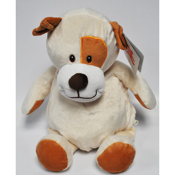 EB Embroider Puppy Dog 16 Inch Embroidery Stuffed Animal