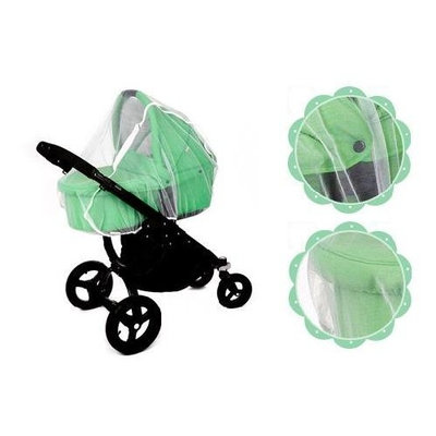 Insect Bug Mosquito Net for Classic Pram Stroller