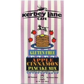 Kerbey Lane Café Gluten Free Pancake Mix, Apple Cinnamon, 13-Ounce