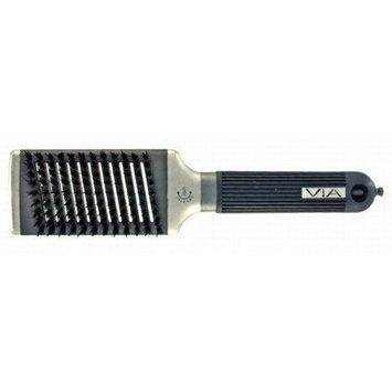 VIA Crystal Ion Mega Boar Thermal Styler Brush by 1stopsalon