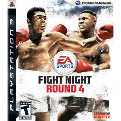Electronic Arts Fight Night: Round 4 (used)