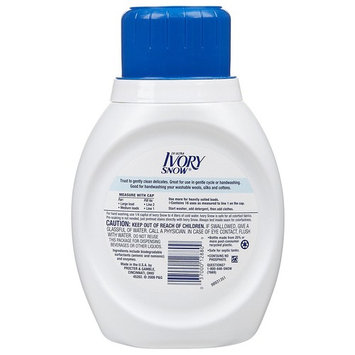 Ivory Snow Ultra Concentrated Liquid Detergent - 25 Ounce - 2x Concentrated - 2 pk