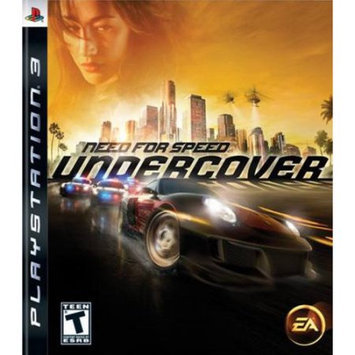 Electronic Arts Need For Speed Undercover, PS3