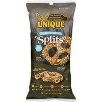 Unique Extra Salt Pretzel Splits, 11 oz. Bags (4 Bags)