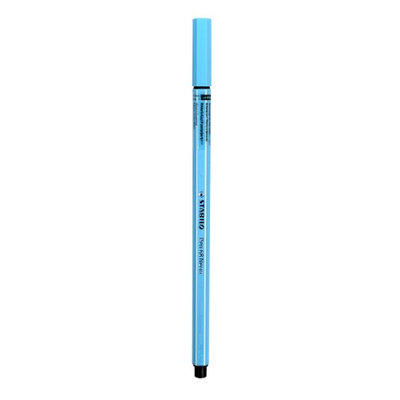 Stabilo Pen 68 Markers fluorescent blue [pack of 20]