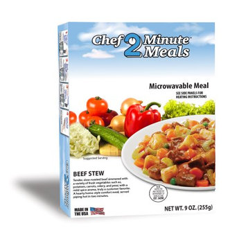 Chef Minute Meals Inc. Beef Stew