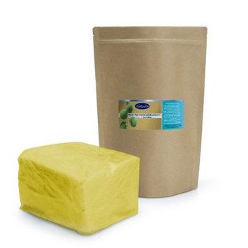 Raw Unrefined Shea Butter Grade A From Ghana 5 Lbs