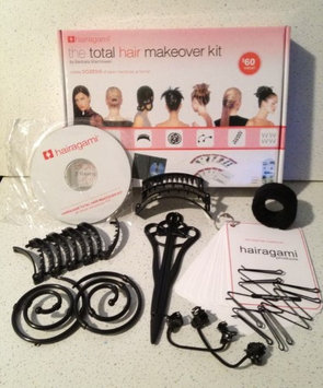 Toner Depot Hairagami Total Hair Makeover Kit Styling Accessories Headwear for Women