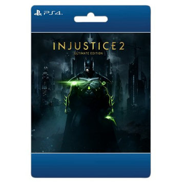 Incomm Sony Injustice 2: Ultimate Edition (email delivery)