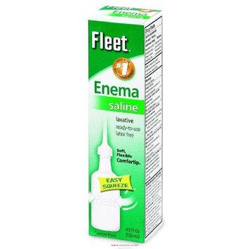 Fleet Enema 4.5 oz - FLEET ENEMA ADL 4.5 OZ - Case of 48 - Case of 48