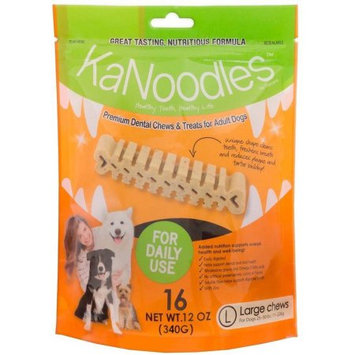 Vets Plus, Inc KaNoodles Dental Chews & Treats - Large 12oz (16 counts)