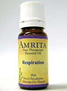 Respiration 10 ml by Amrita Aromatherapy