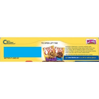 Fiber One Snacks Chocolate Chip Crunchy Cookies Pouches, 5.52 Ounce (4 PACK)