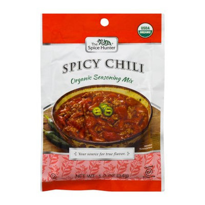 Spice Hunter Organic Seasoning Mix Spicy Chili 1.2 oz