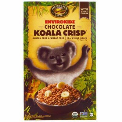Nature's Path, EnviroKidz, Organic Chocolate Koala Crisp Cereal, 11.5 oz (pack of 1)