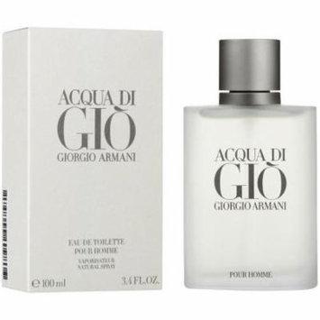 ACQUA DI GIO 3.4 Oz Eau de Toilette Spray for Men Giorgio Armani