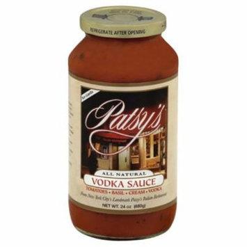Patsys Vodka Sauce, 24 Oz (Pack of 6)