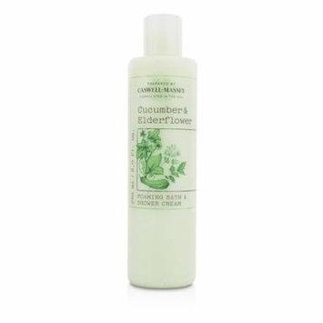 Caswell Massey - Cucumber & Elderflower Foaming Bath & Shower Cream -240ml/8oz