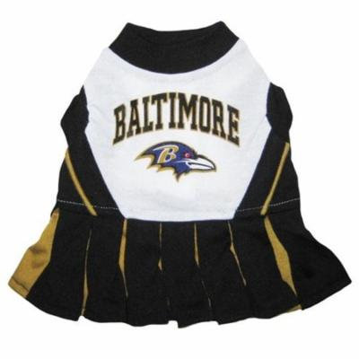 Baltimore Ravens Cheerleader Dog Dress