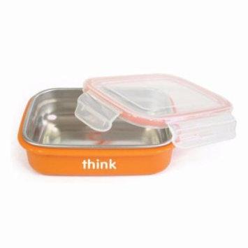 Thinkbaby Bpa Free Bento Box - Orange