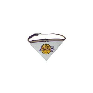Los Angeles Lakers Dog Collar Bandana