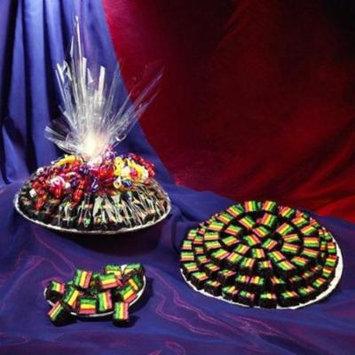 3 lb Rainbow Cookies Platter - by Best Cookies
