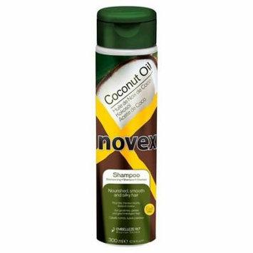 Novex Coconut Oil Shampoo, 10.1 Oz