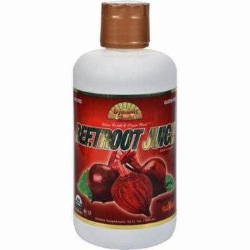 Dynamic Health Beetroot Juice - 32 Fl Oz