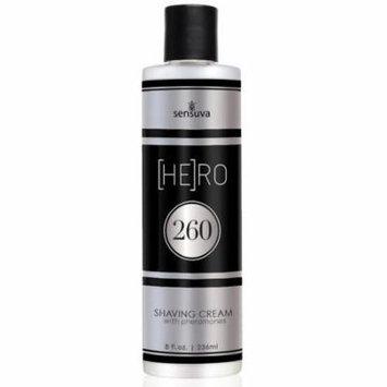 He(RO) Male Shave Cream 8oz.