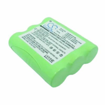 Cameron Sino 1000mAh Battery Compatible With Motorola HT10, Radius P10, Radius SP10, Radius SP21, Radius HT10, Radius P60, Radius CP10 and others