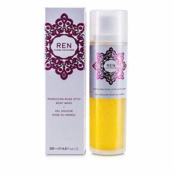Ren - Moroccan Rose Otto Body Wash -200ml/6.8oz