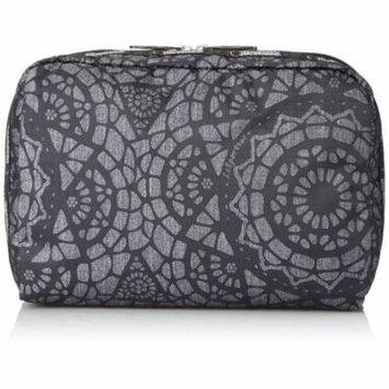 LeSportsac Extra Large Rectangular and Square Cosmetic Set (Lace)