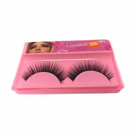 Premium Quality False Eyelashes Love Story Non Magnetic Natural Look And Feel Reusable Handmade 6 pack
