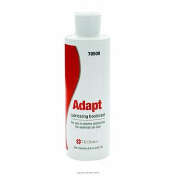 adapt lubricating deodorant, adapt deod lbrcnt 8oz btl, (1 each, 1 each) by hollister