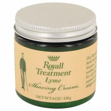 ROYALL LYME by Royall Fragrances - Shaving Cream 4 oz