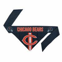Chicago Bears Dog Bandanna Size XL