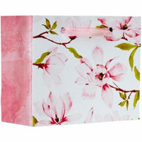 Jillson & Roberts Tiny Gift Bags, Magnolia (60 Pcs)