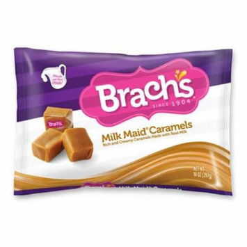 Brach's Milk Maid Caramels Candy, 14 Ounce Bag