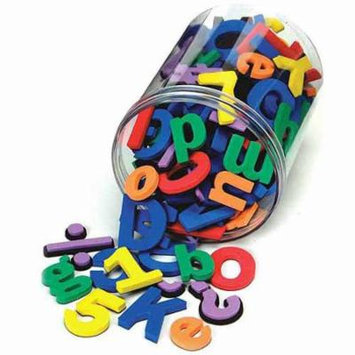 School Smart Foam Magnetic Letters And N