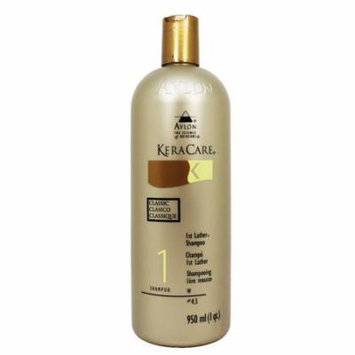 Avlon Keracare 1st Lather Shampoo 32oz