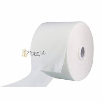 120 PCS Disposable Home Spa Salon Use Soft Cotton Towel Facial Cleaning Drying Wipes Tissue Roll