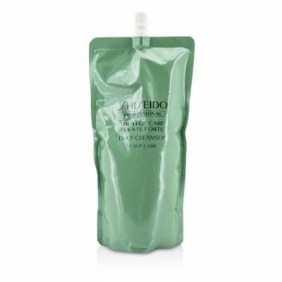 Shiseido - The Hair Care Fuente Forte Deep Cleanser (Scalp Care) -450ml/15.2oz