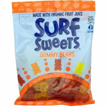 SurfSweets, Gummy Bears, 2.75 oz(pack of 12)